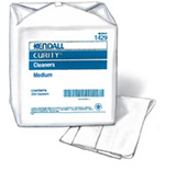 Kendall Curity High Strength Cleaner Wipes 13.5x13.5 250 per Box