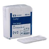 Kendall Curity 12-Ply Non Sterile Gauze Sponge 4x8 200/bx