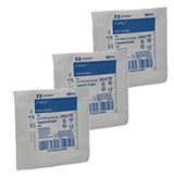 Covidien Curity 8-Ply Sterile Gauze In Pouch 4x4 box of 10 Case of 12