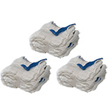 Kendall Curity Lap Sponge Max Absorbency 18x18 box of 100 Case of 12