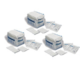 Kendall Curity Max Absorbent Abdominal Pad 7.5x8 box of 648 Case of 12