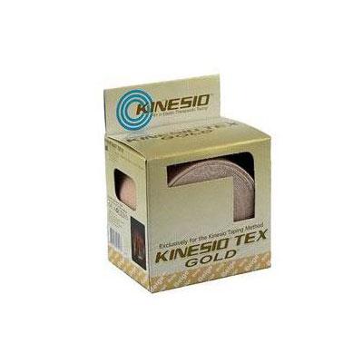 Kinesio Tex Gold Wave Elastic Athletic Tape 1 inch x5.4 yd - Beige