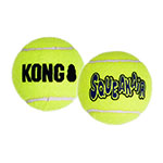 KONG Airdog Squeakair Ball - Medium thumbnail
