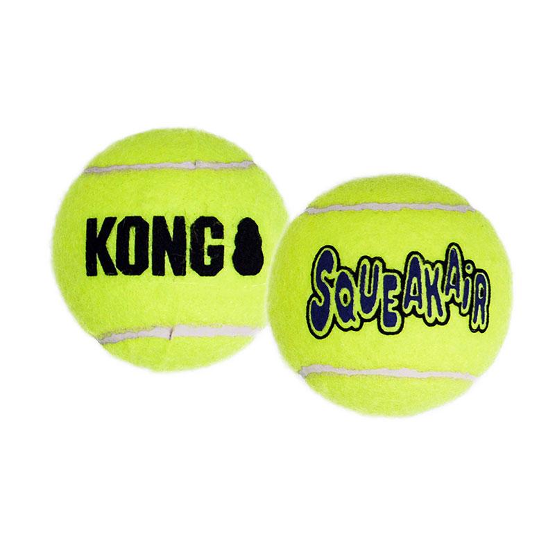 KONG Airdog Squeakair Ball - Medium