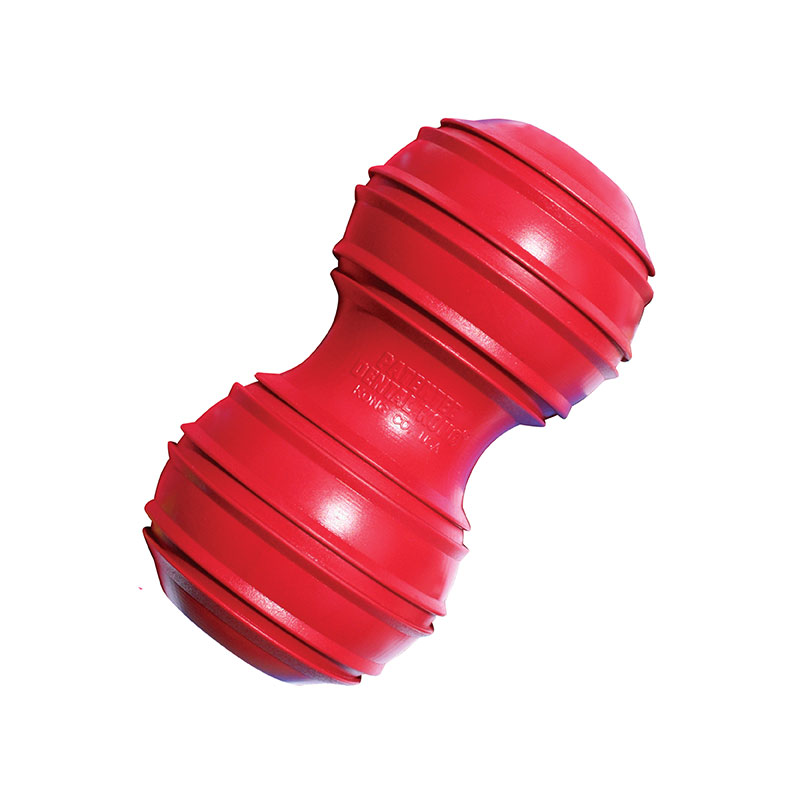 KONG Dental Dog Chew Toy Red - Large