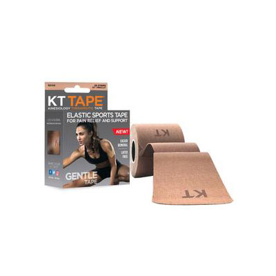 KT Tape Gentle Cotton Kinesiology Tape, 2
