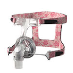 Lady Zest Q Nasal Mask With Seal, Cushion, Strap 400448 CPAP