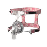 Lady Zest Q Petite Nasal Mask w/Seal, Cushion, Strap 400447 CPAP