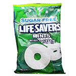 Life Savers Sugar Free Wint-O-Green Mints 2.75 oz - Pack of 12