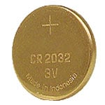 Lithium CR 2032 3V Battery for Glucose Meter thumbnail