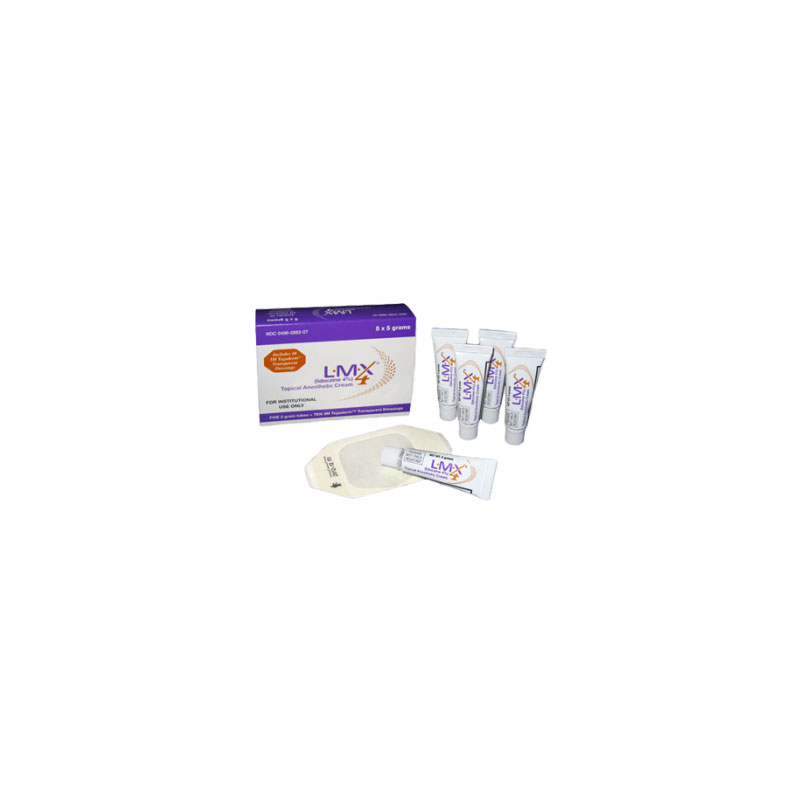 Ferndale LMX4 Topical Anesthetic Cream - 15 Gram Box of 72
