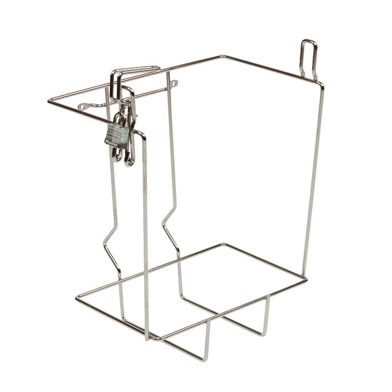 SharpSafety Locking Bracket for Large Volume Container, 8 Gallon