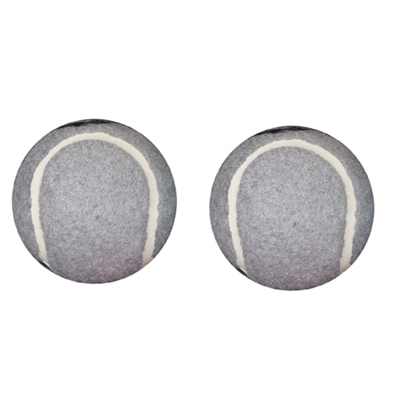 Mabis DMI Walker balls Gray