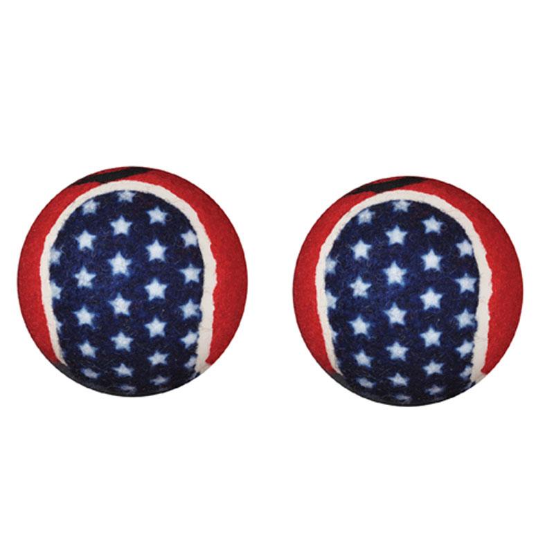 Mabis DMI Walker balls Patriotic