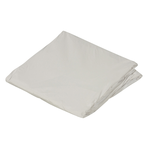 Mabis DMI Contoured Plastic Protective Mattress Cover For King Beds