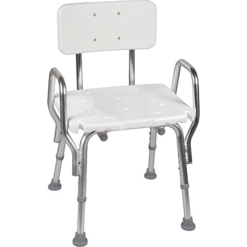 Mabis DMI Shower Chair With Back