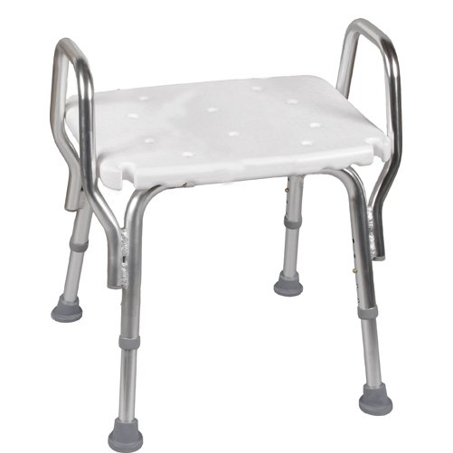 Mabis DMI Shower Chair Without Back