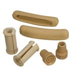 Mabis DMI Split Handgrip Crutch Accessory Kit