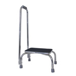 Mabis DMI Foot Stool With Handle Non-Assembled