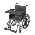 Mabis DMI Wheelchair Tray Hardwood thumbnail