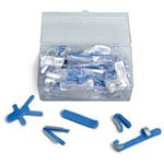 Mabis DMI Aluminum Finger Splint Assortment Kit