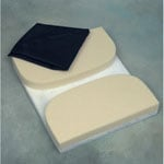 Mabis DMI Coccyx Cushion