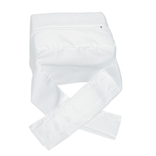 Mabis DMI Knee-ease Pillow White 7x4x5