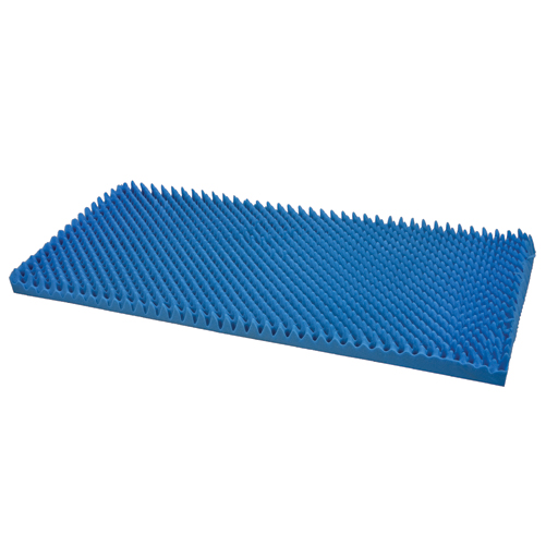 Mabis DMI Convoluted Bed Pads 33x72x2 Hospital