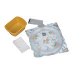 Mabis DMI Inflatable Bed Shampooer Kit