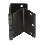 HealthSmart Expandable Door Hinges Black