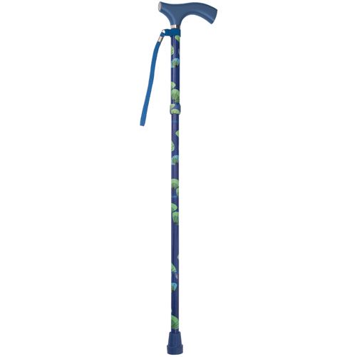 Mabis DMI Switch Sticks Folding Walking Stick Sea Breeze