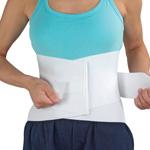 Mabis DMI Rigid Lumbar/Sacral Belt Fits waist 34-48 inch thumbnail