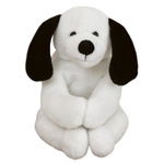 HealthSmart Digger Dog Stuffy with Reusable Hot & Cold Compress thumbnail