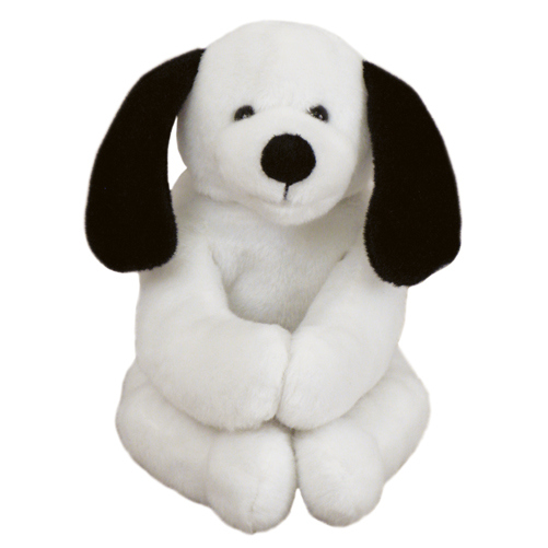 HealthSmart Digger Dog Stuffy with Reusable Hot & Cold Compress