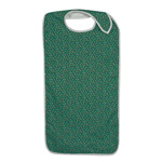 Mabis DMI Mealtime Protector Fancy Green