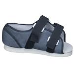 Mabis DMI Blue Mesh Post-Op Shoes Women's Medium