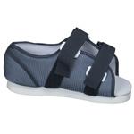 Mabis DMI Blue Mesh Post-Op Shoes Men's Medium
