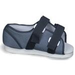 Mabis DMI Blue Mesh Post-Op Shoes Men's Large