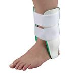 Mabis DMI Air Cast Ankle Braces Standard Left