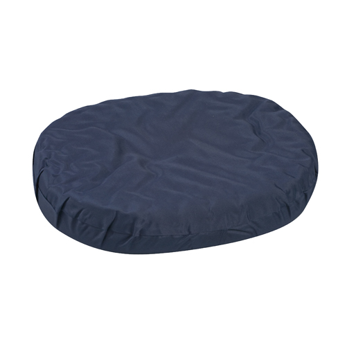 Mabis DMI Convoluted Foam Ring Cushion Navy 18x15x3