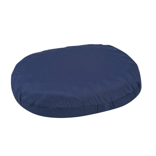 Mabis DMI Convoluted Foam Ring Cushion Navy 16x13x3