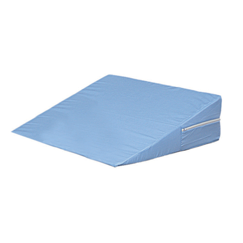 Mabis DMI Foam Bed Wedges Blue 12x24x24