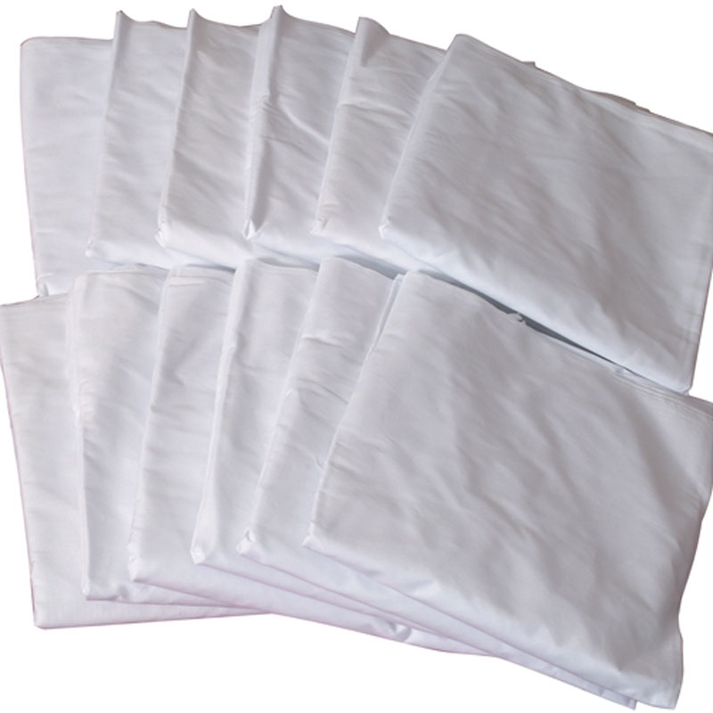 Mabis DMI Hospital Bedding Fitted Sheet White 554-7073-9812