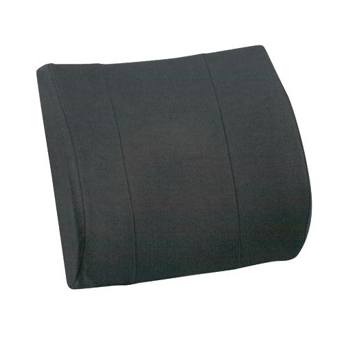 Mabis DMI RELAX-A-BAC Lumbar Cushions Black