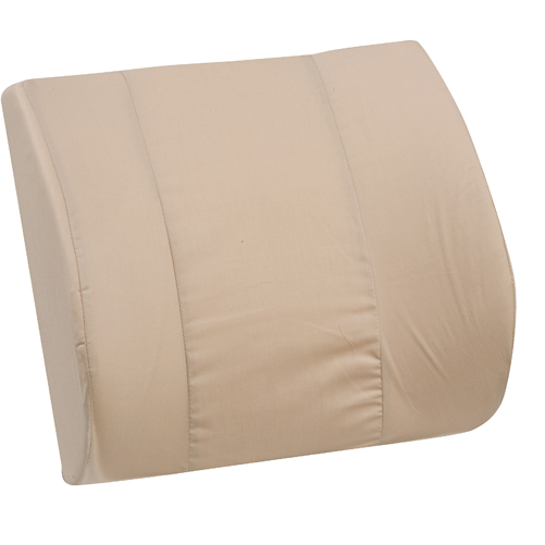 Mabis DMI Standard Lumbar Cushion Tan
