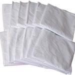 Mabis DMI Hospital Bedding Fitted Sheet White (XL) thumbnail