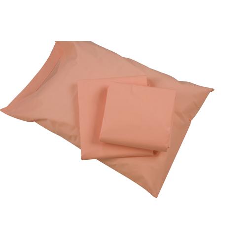 Mabis DMI Hospital Bedding Sheet Set Peach