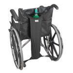 Mabis DMI Oxygen Tank Holder for Wheelchairs thumbnail