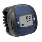 HealthSmart Ring Heart Rate Monitor Blue