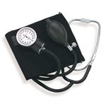 HealthSmart Self-Taking Home Blood Pressure Kit Adult